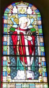 vitrail ST MARTIN