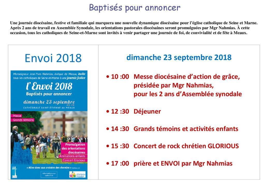 2018-09-23_Affichette_ENVOI 2018 Baptisés pour annoncer