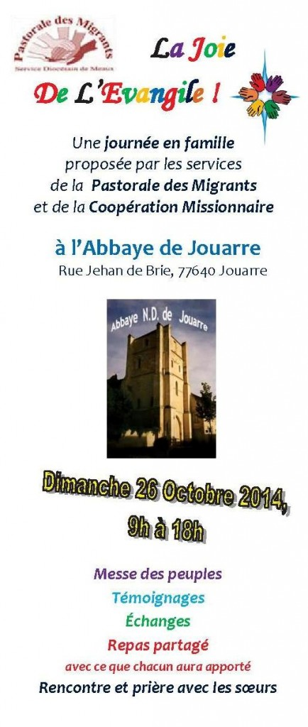 Tract Invitation Journee Mission 26 Oct Jouarre[1]