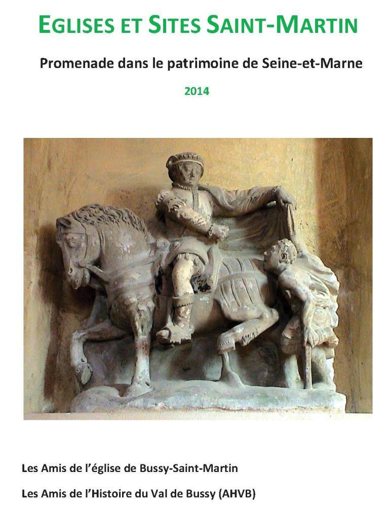 1 titre Eglises et sites Saint-Martin