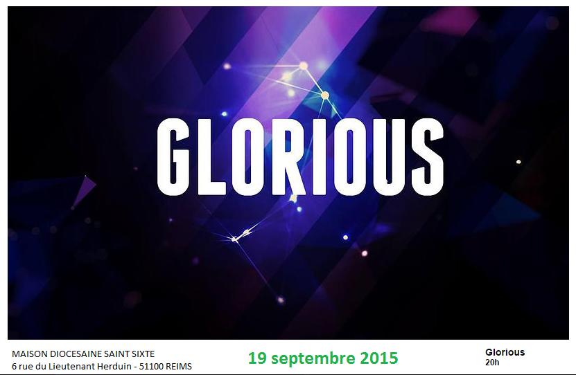 20150919 Glorious