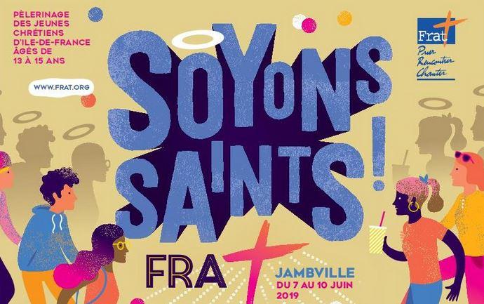 – FRAT – Jambville (Collégiens) – du 7 au 10 juin 2019