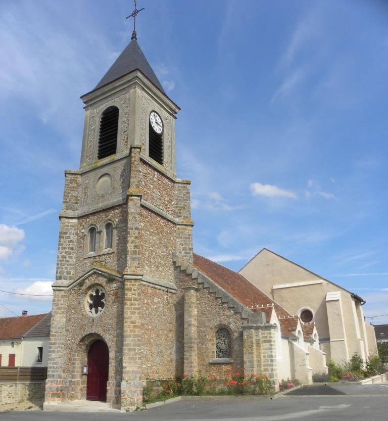 – 20201209 – Réouverture de l'église de Sammeron