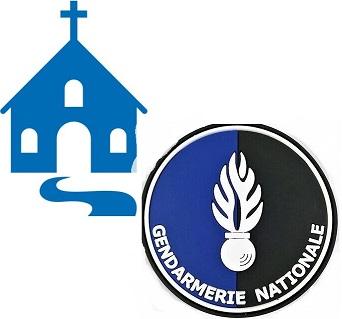 80 objets volés dans des églises rendus à leurs propriétaires grâce aux gendarmes de Meaux