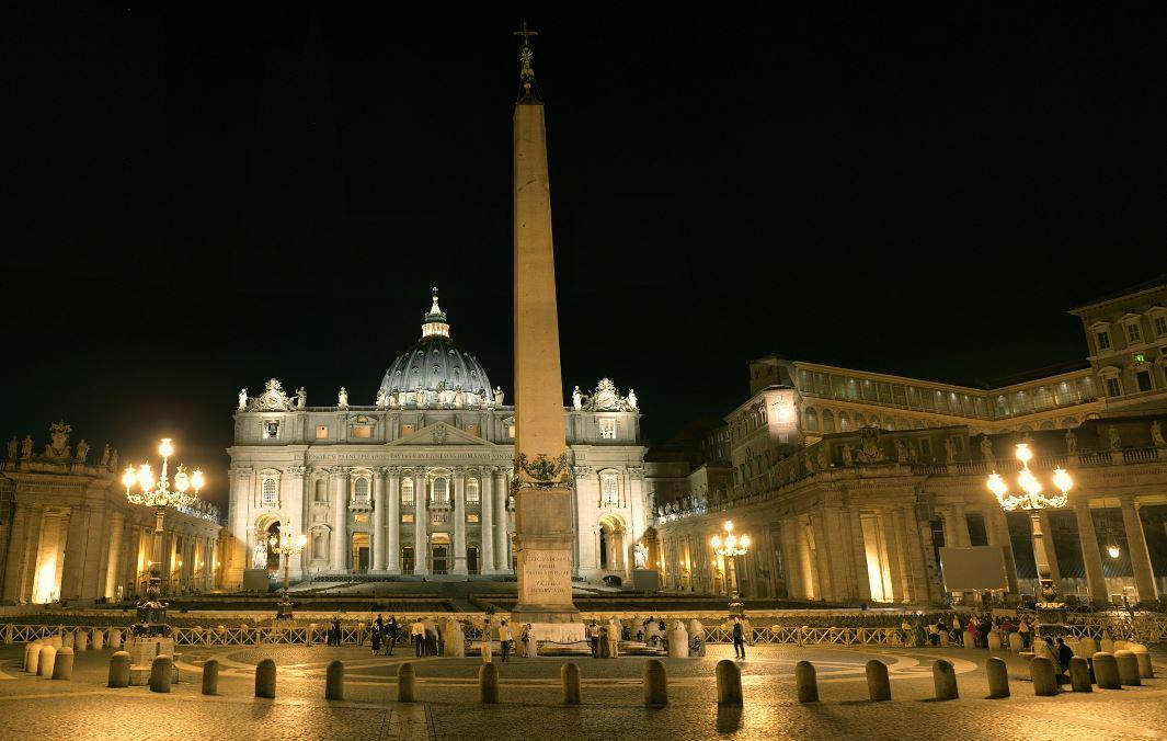 Petit voyage (virtuel) à Rome