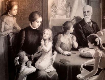 Pentecôte 2022 – Pèlerinage de Jouarre – Accueil des reliques de Saint Louis et Zélie et Sainte Thérèse de l'Enfant Jésus